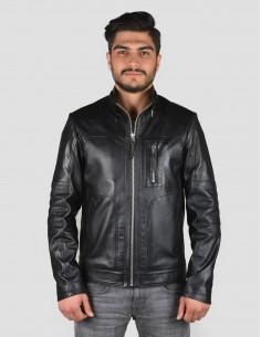 Bordo Leather Trousers No Pockets - W2023K